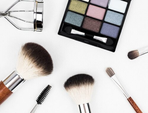Spring clean your make-up